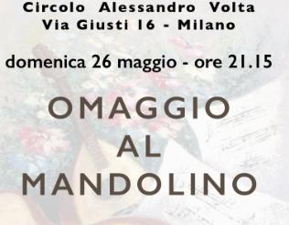 Gli amici del mandolino a Milano