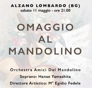 """Gli """"Amici del Mandolino"""" ad Alzano Lombardo"""