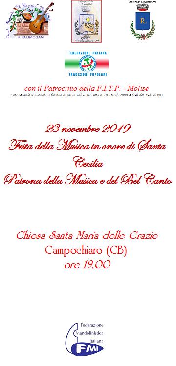 """Concerto di Natale del Circolo Musicale """"P. Mascagni"""""""